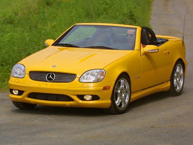 2002 Mercedes Benz SLK 2.3L Kompressor In Columbus, OH   Coughlin Chevrolet  Buick